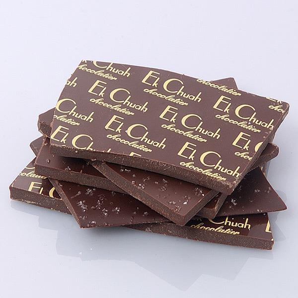 Ek Chuah(エクチュア) 塩チョコレート(ビター)