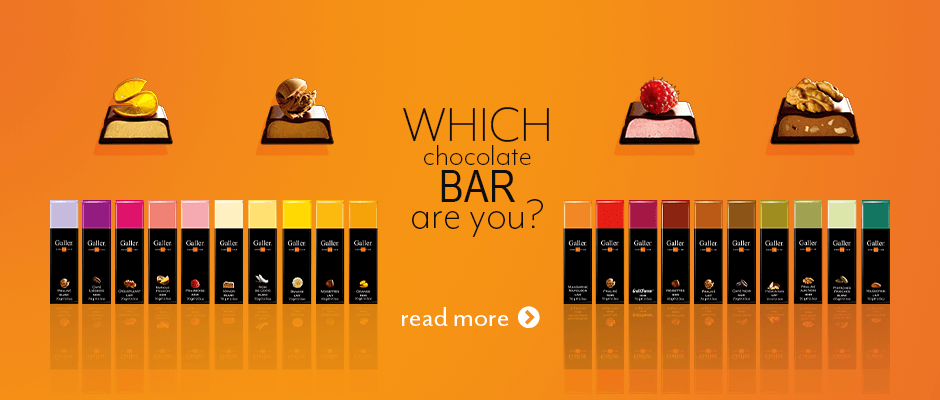 Which Chocolate Bar Are You?