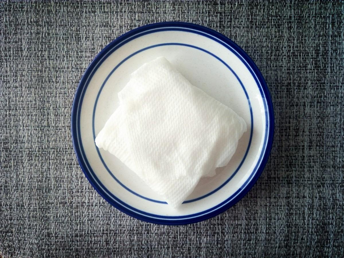 豆腐でチョコアイス_水切り豆腐