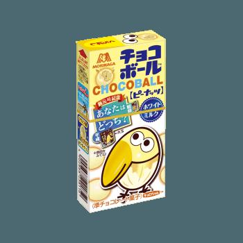 チョコボール(ピーナッツ)ホワイトミルク